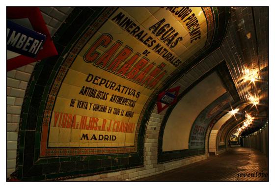Anden-Metro-Chamberi