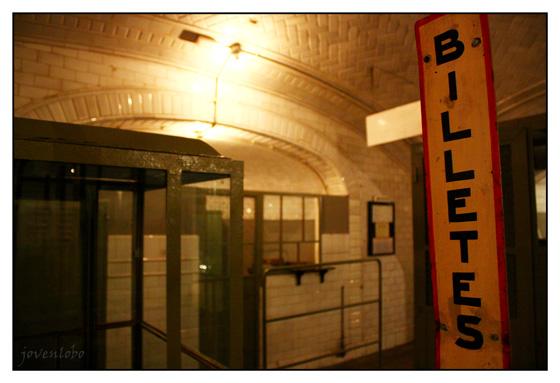 Billetes-Metro-Chamberi