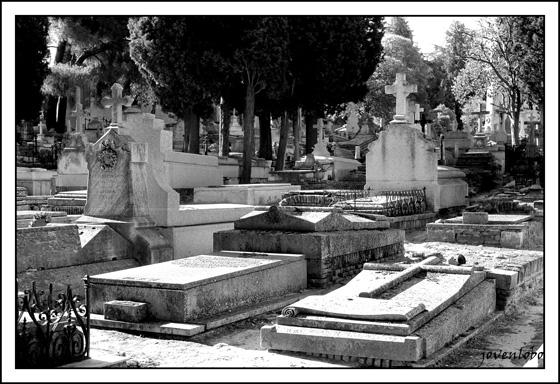 Almudena-Madrid-Cementerio