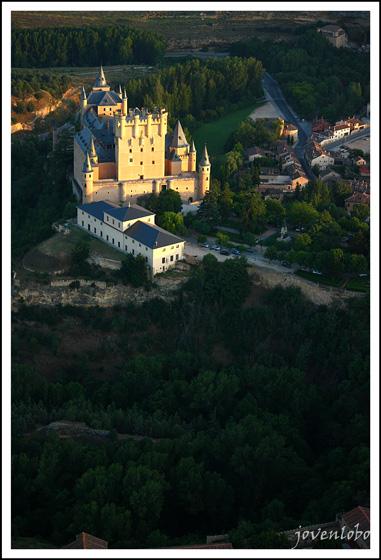 Segovia-Alcazar