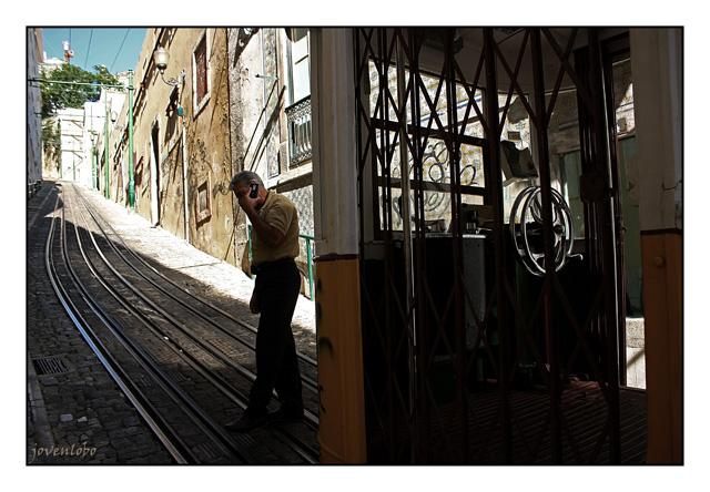 Conductor-Tranvia-Lisboa