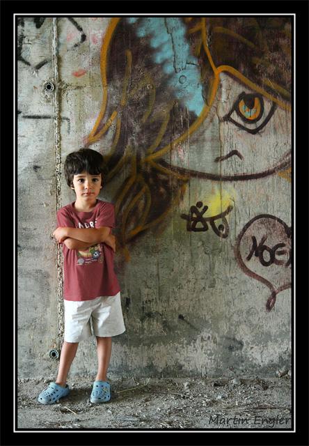 Retrato-NiñoS-Graffitie