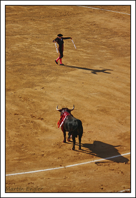 Toreo-Banderilleros-Toreros